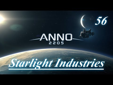 "Shroomworks Plays - Anno 2205 Ep 56 ""Biotech Dominance"""