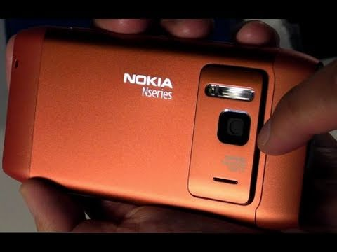 Nokia N8 Unboxing & First Impressions