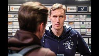 """Kapteeni Marko Anttila: """"Kaikilla meillä on kova näyttämisen halu"""""""