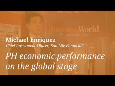 Is today's Philippine economy globally competitive? Michael Enriquez explains