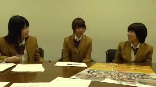 SKE48 1+1+1は3じゃないよ! BB動画 2015年3月29日放送 ☆Team S 中西優...