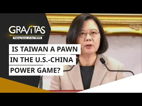Wion Edit: Is Taiwan a pawn in the U.S.-China power game?