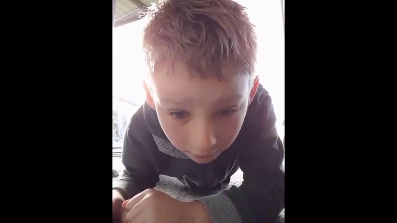 mud prank on my sister - YouTube