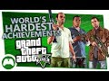 GTA 5 - World's Hardest Achievements - Three Man Army