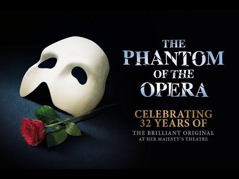 The Phantom of the Opera London | 32nd Birthday