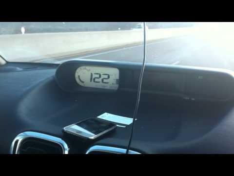 Avec la nouvelle Citroen C3 2010  Paris-- Lyon 2011.MOV