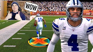 I used the Cowboys for the very first time, they are legit unstoppable!