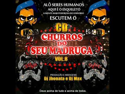 Melody - CD VOL 8 DO CHURROS DO SEU MADRUGA