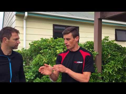Lake Taupo Cycle Challenge Interview with Brett Grieve