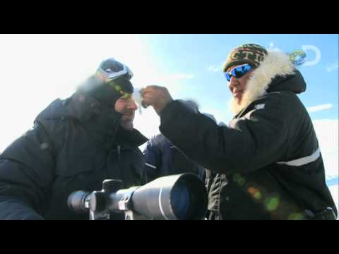 Beyond Survival with Les Stroud - Scope Eye Mishap | The Arctic