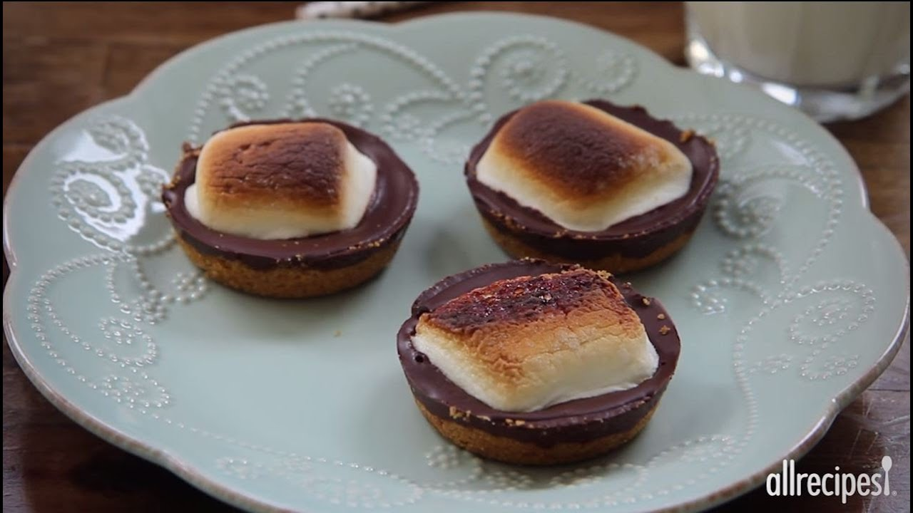 How to Make S'Mores Indoors | S'more Recipes | AllRecipes ...