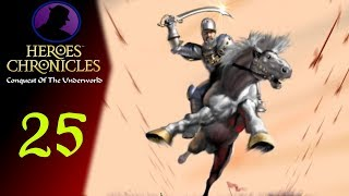 Let's Play Heroes Chronicles Conquest Of The Underworld - Ep. 25 - So Much Backtracking!