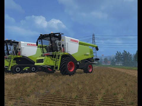 [Test mod] Claas Lexion 670 by Siid