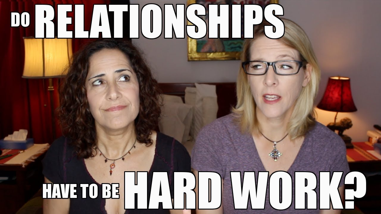 Lesbian breakup with dignity