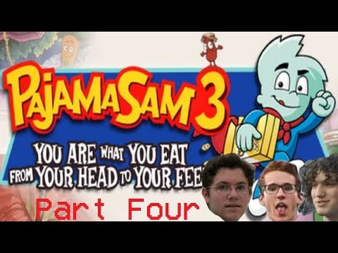 Pajama Sam 3: Part Four - IT ALL COMES TOGETHER |