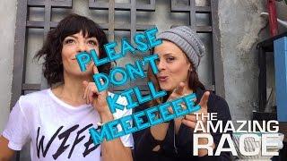 """Please Don't Kill Meeee"" The Amazing Race Episode 4 Recap"