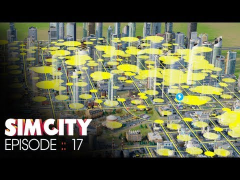 SimCity :: Episode 17 :: Solar Farm ENGAGE!
