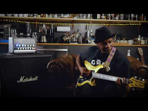 Vernon Reid on BIAS Head amplifier