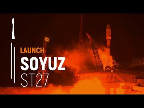 Arianespace Flight ST27  OneWeb (EN)