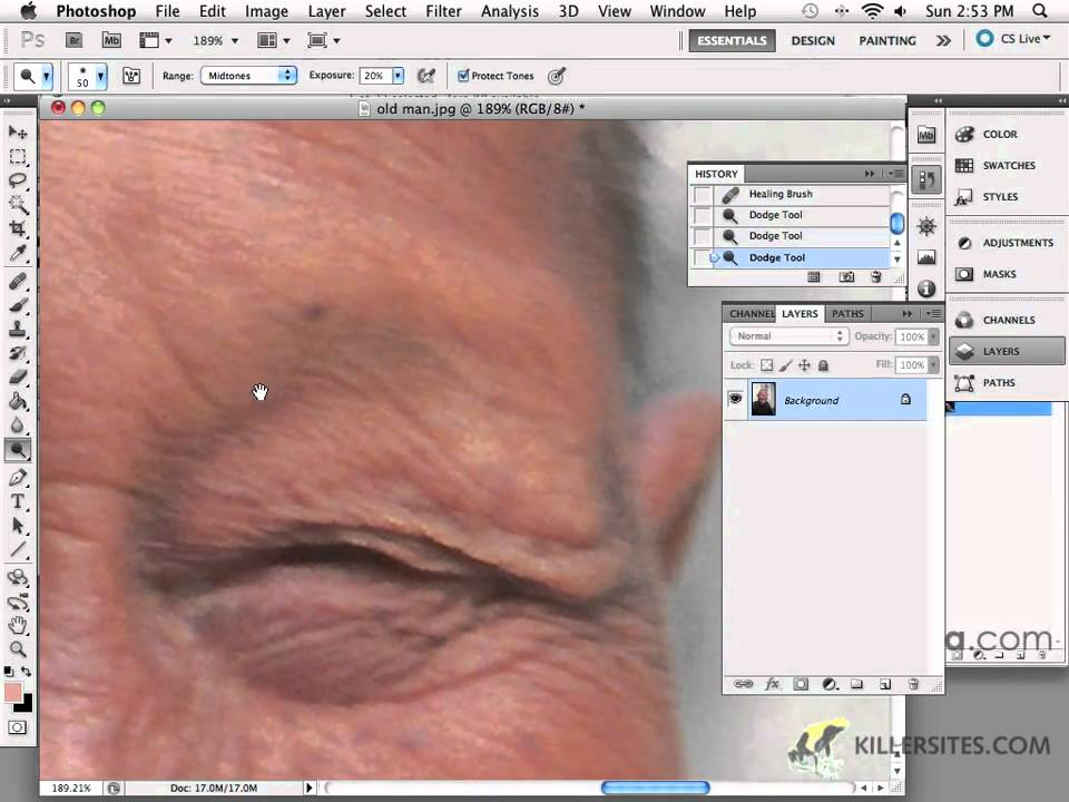 Adobe photoshop cs5 updates