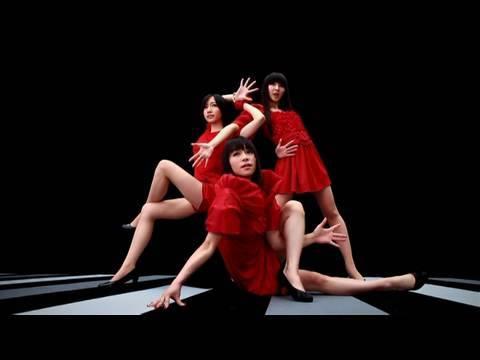 Perfume - 不自然なガール 2010.4.14発売![PV]