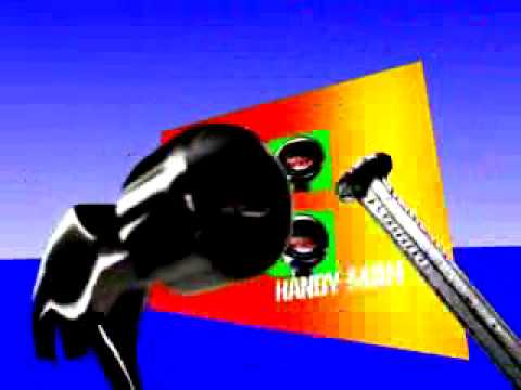 Music video The Knife - Handy-Man