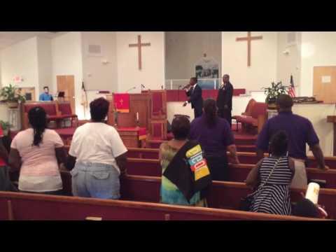 New Waves of Joy night 1 sermon closing