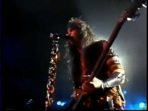 W.A.S.P. -  04 Sleeping (In The Fire) - 1984-09-24 - London, England
