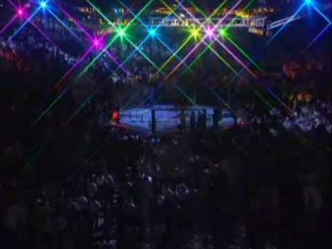 Best UFC Entrance Ever!