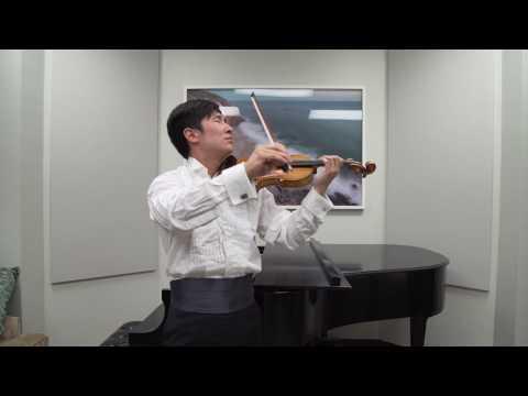 Henryk Wieniawski Études - Caprices op. 18 Nr 2 in E flat major Dongfang Ouyang