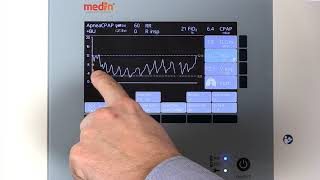 medin-NC3: Apnea CPAP