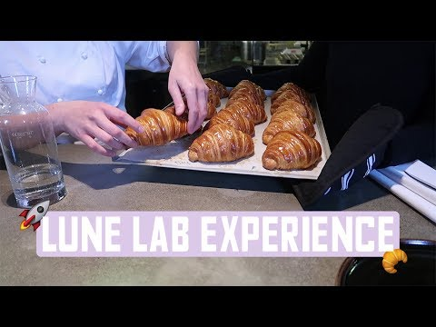Lune: Best Croissants in the World! Lune: 世界上最好吃的牛角麵包 | BenChiLife VLOG 14