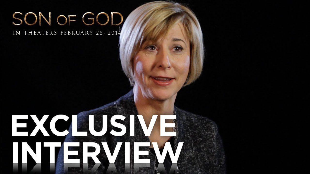 """Son of God   Lorna Dueck """"Peter Goes Fishing"""" Exclusive Interview   20th Century FOX"""