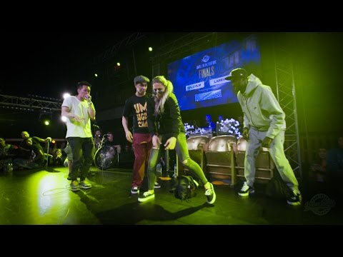 Judges Demo  Salah  Laure  Kapela  Fair Play Dance Camp 2016  Dance Battle to the Beatbox