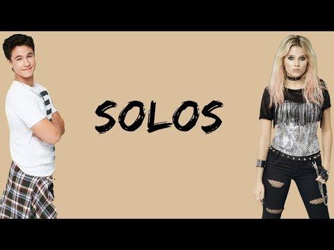 Elenco De Soy Luna - Solos (Letra/Lyrics) - Soy Luna 3