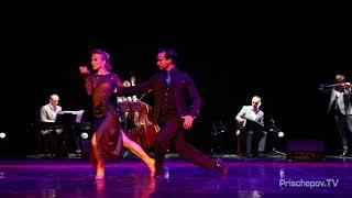 Juan Manuel Rosales & Liza Rosales, 2, Tango en Vivo, Buenos Aires Tango Star  5.06.2018