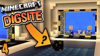 Minecraft: DigSite Modded Survival Ep. 4 - Insane Discovery