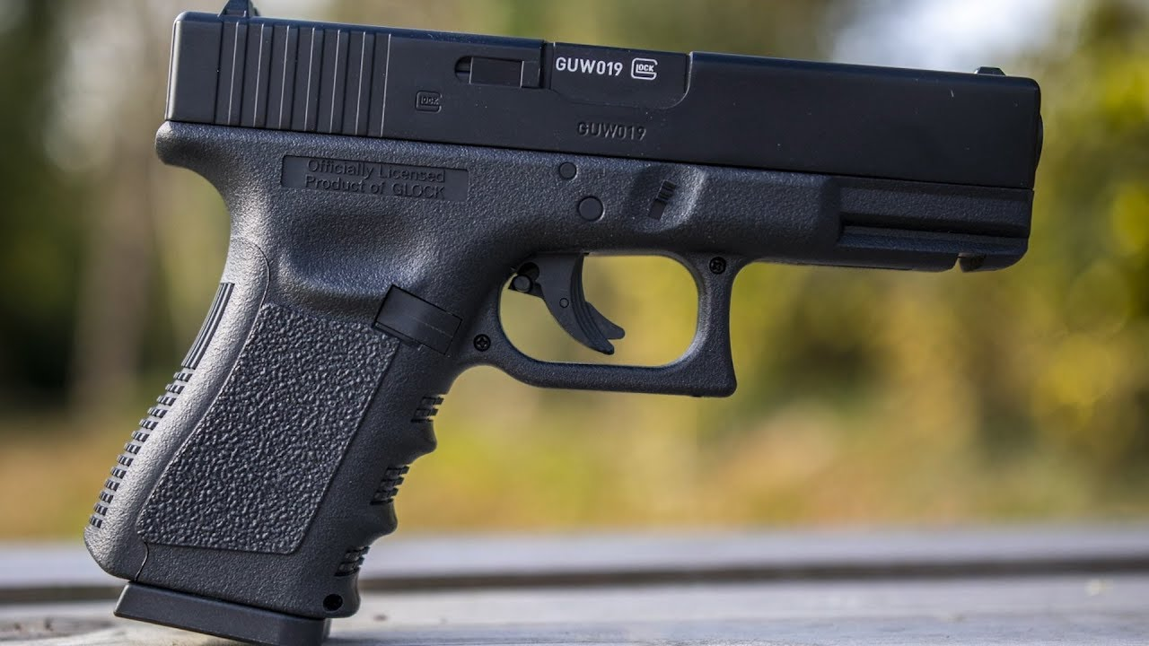 REVIEW: Glock 19 OFFICIAL Replica BB CO2 4 5mm Air Pistol