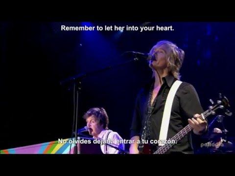 Paul McCartney - Hey Jude (Subtitulos en Español) HD