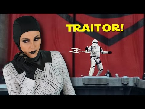 TRAITOR! - A Mini Star Wars Song