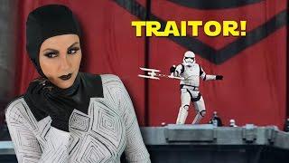 TRAITOR! - A Mini Star Wars Song | Screen Team