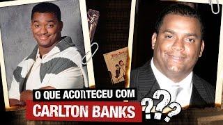 O que aconteceu com CARLTON BANKS?