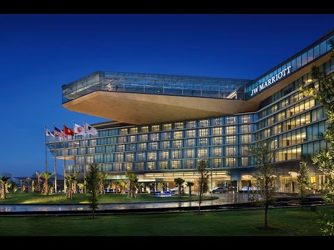 JW Marriott Hotel Hanoi - The best MICE hotel in Vietnam