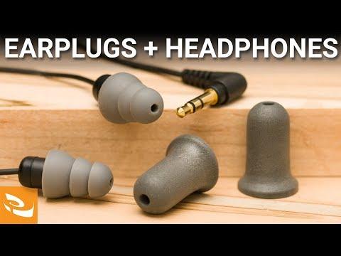 Plugfones - Executive Earplugs with Music