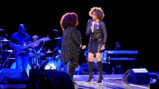 Chaka Khan and Whitney Houston, Tell Me Something Good, 5-5-11