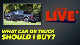 Ram Rebel TRX First Prototype Spied: Here's What We Know | What Car or Truck Should I buy Ep. 24