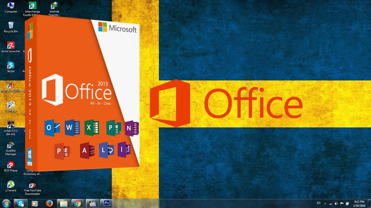 how to download and install microsoft office 2013 for free