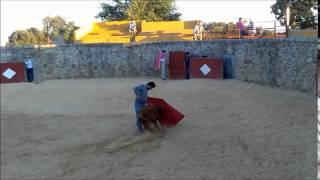 Los Fernández en Madrid. Toros. Pasodoble Nerva Cantado.