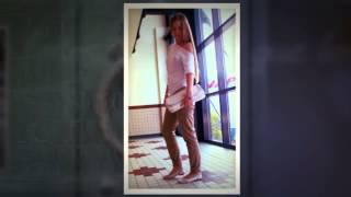видео Что носить с бежевыми брюками