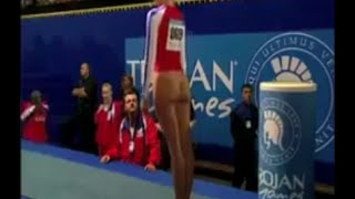 Repeat youtube video Nude Olympic games 18+ gymnast